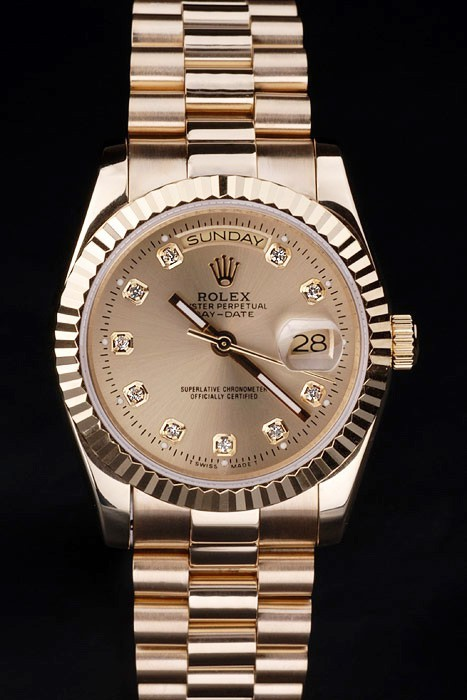 Replique Montre Rolex Day-Date Migliore Qualita (2)