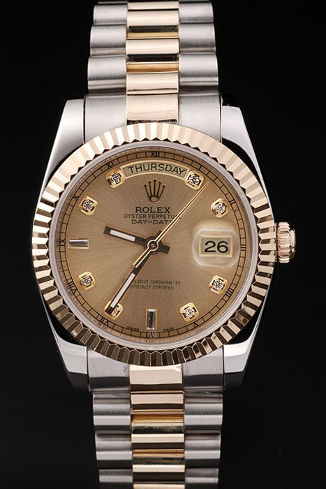 Replique Montre Rolex Day-Date Migliore Qualita