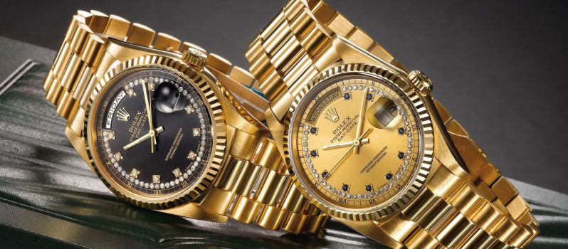 replique-golden-rolex-montre