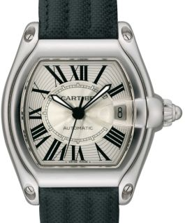 Replique Cartier Roadster Montre bracelet en cuir