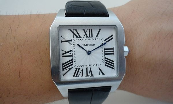 Cartier Santos-Dumont replique montre
