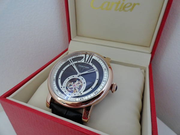 Cartier Tourbillon replique montre