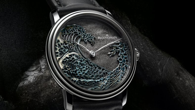 La Grande Vague, Blancpain