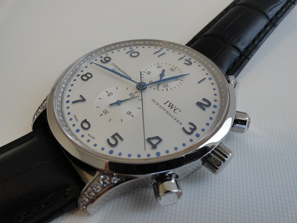 IWC-Chronograph-Replique