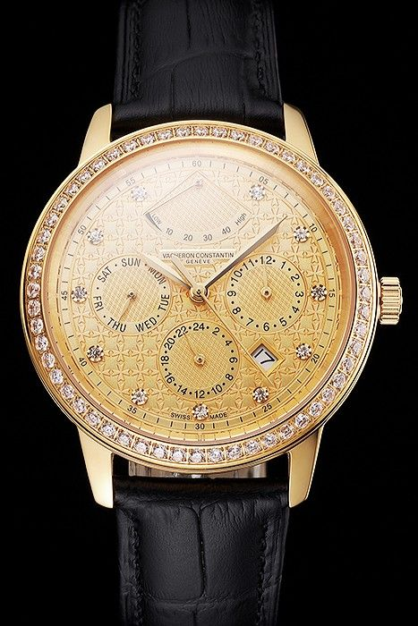 Vacheron Constantin Traditionnelle Replique Dispose Diamants