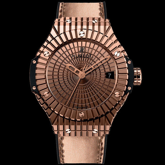 Hublot Big Bang Caviar Red Gold
