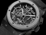 Hublot Classic Fusion Aerofusion Concrete Jungle Watch