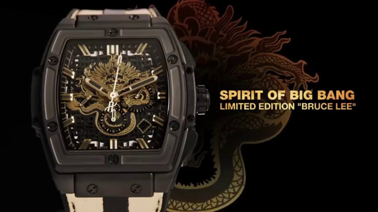 Hublot Spirit of Big Bang Bruce Lee Limited Edition