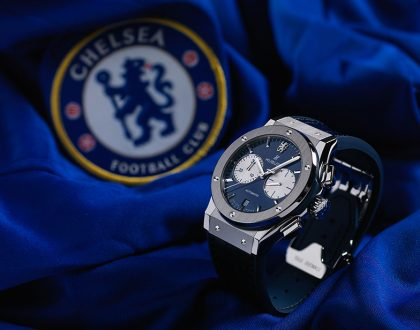 Hublot Classic Fusion Chronograph Chelsea FC Watch