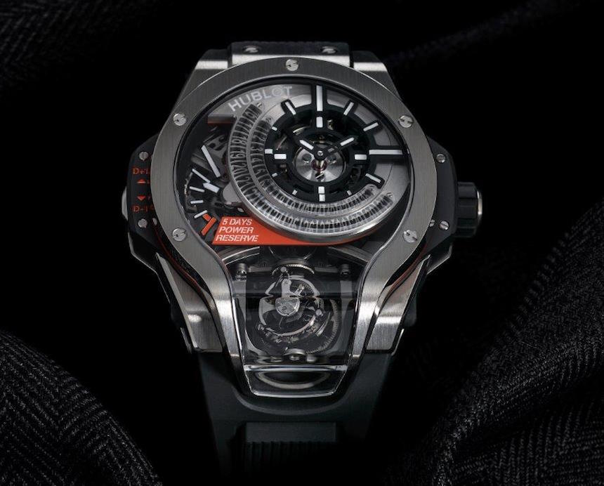 Hublot MP-09 Tourbillon Bi-Axis Watch