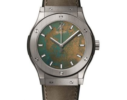 Hublot Classic Fusion Vendôme Collection