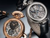 Bovet Amadeo Tourbillon Grande Date 5 jours aiguillage inversé