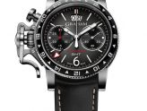 Graham Chronofighter Vintage GMT et grande date