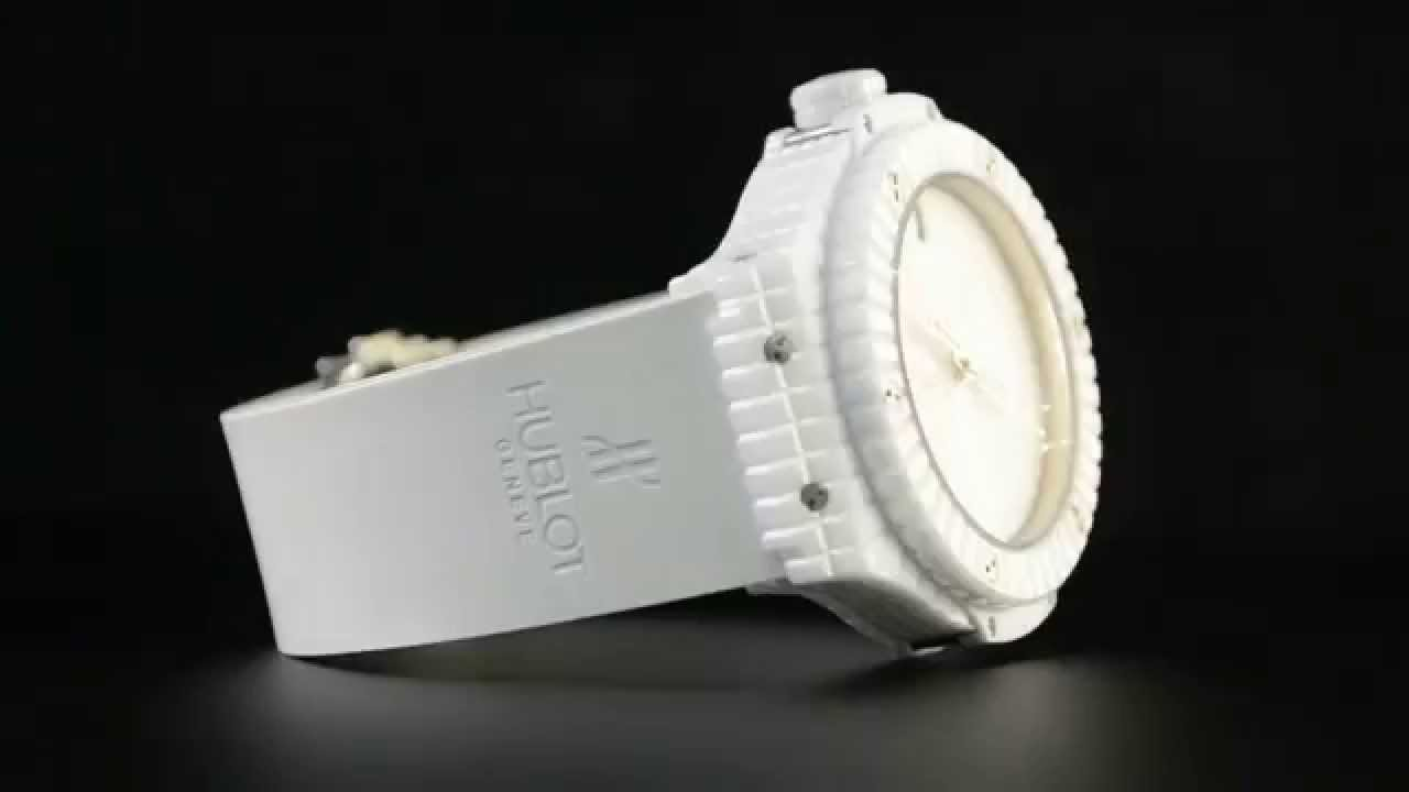 Hublot Big Bang White Caviar