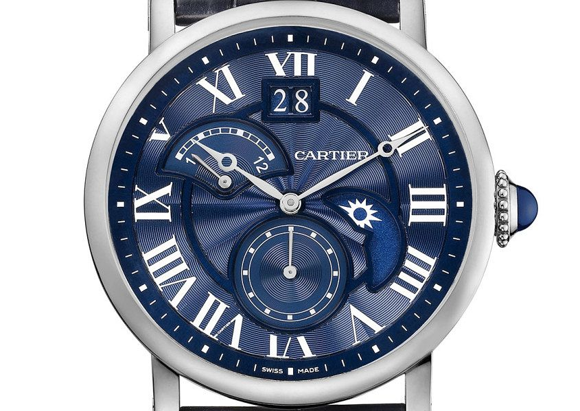 Cartier Rotonde de Cartier Second Time-Zone Day/Night