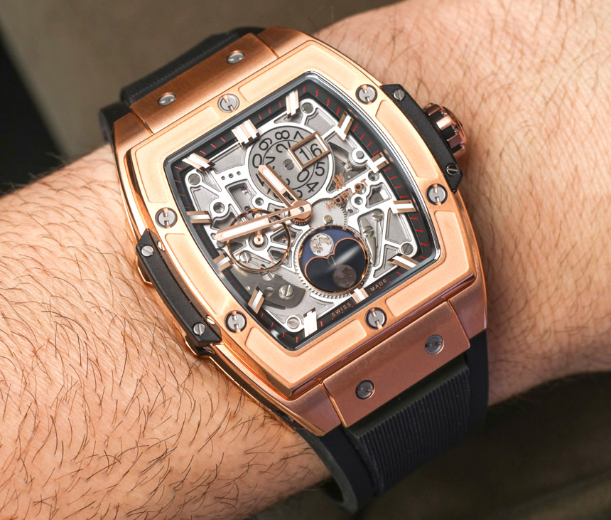 Hublot Spirit Of Big Bang Moonphase Replique Montres