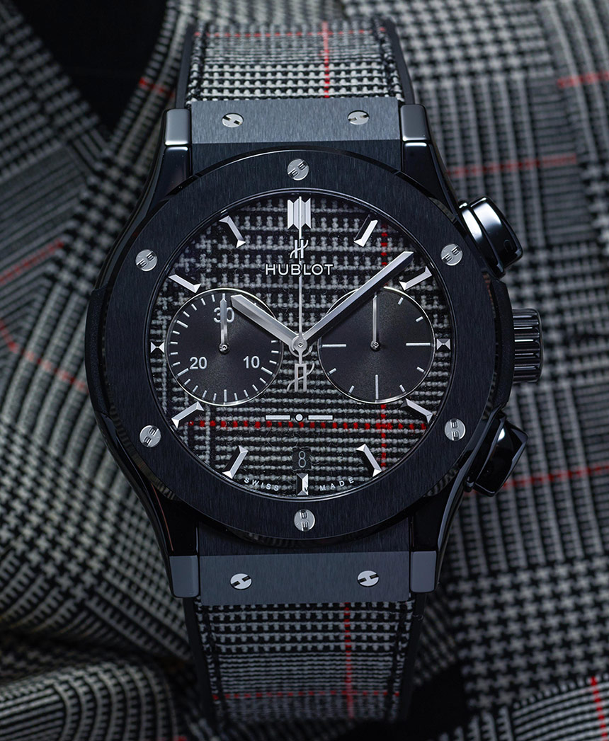 Hublot Classic Fusion Italia Independent Watches